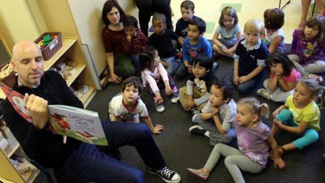 Supermentores al rescate de los niños