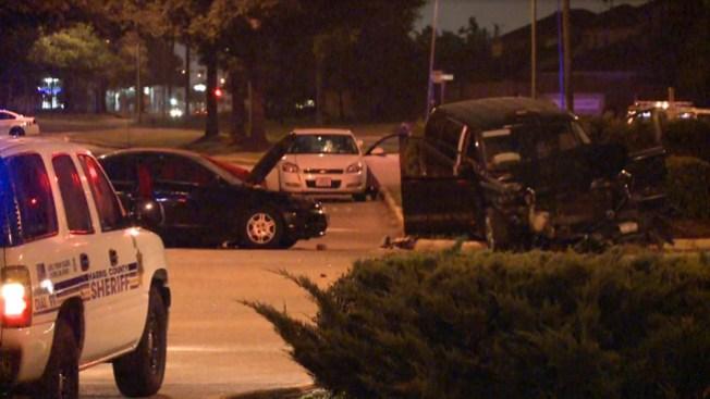 Policía: Taxista se estrella y mata a 4
