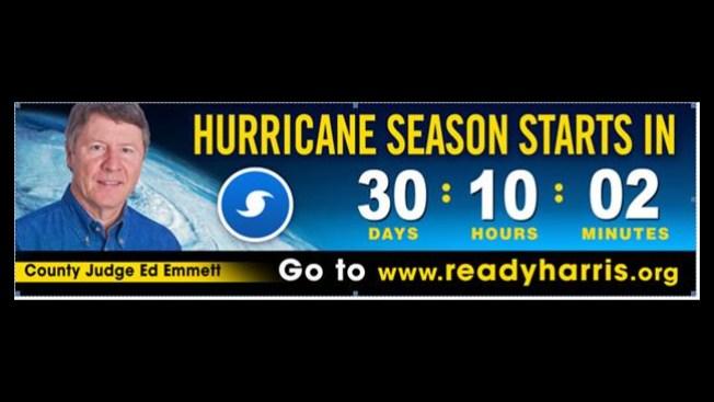 ¡Alístese para temporada de huracanes!