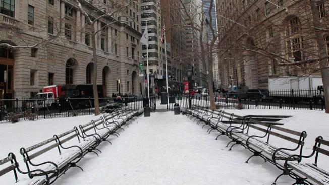Otra tormenta invernal casi en primavera