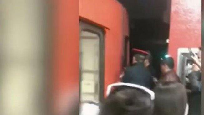 Conductor borracho aterroriza pasajeros
