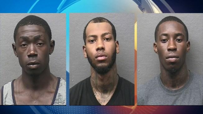 Tres arrestados en caso de homicidio