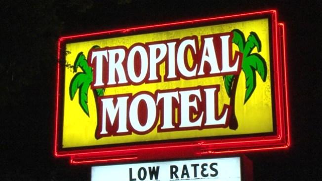 Macabro hallazgo en un cuarto de motel