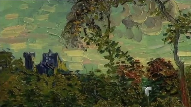 Descubren nueva obra de Van Gogh