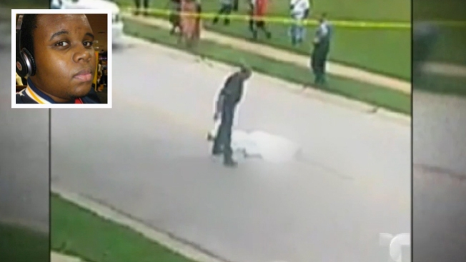 Ferguson: Revelan audio y video policial