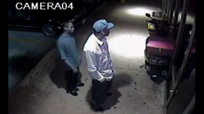 Revelan video de sospechosos de asalto