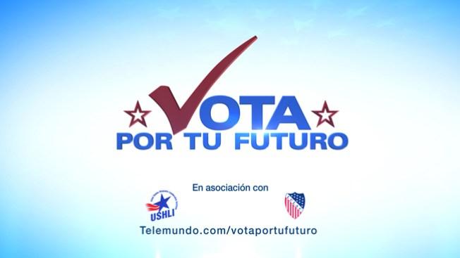 Vota por ti, por tus hijos, por Texas