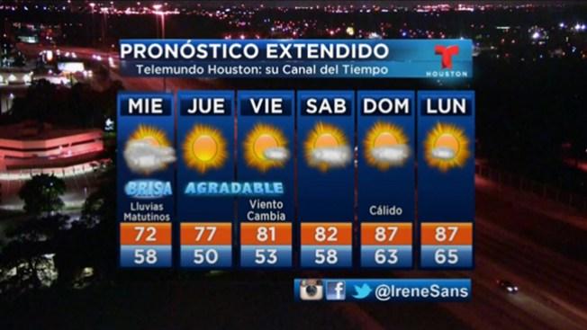 Temperatura baja podría romper récord