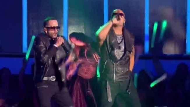 Wisin y Yandel triunfan en festival People
