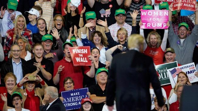 Presidente Trump cambia sitio de reunión en Houston