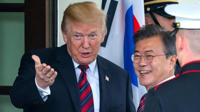 Trump: reunión con Kim Jong-un podría ser aplazada