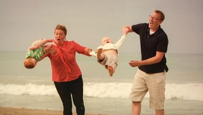 Museo expone fotos familiares embarazosas