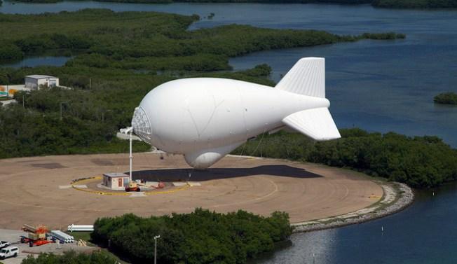 Nueva frontera: Globos aerostáticos
