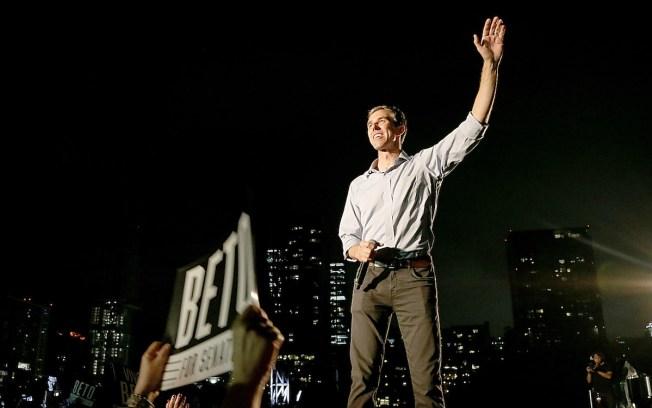 """""""Beto"""" recauda $38.1 millones en los últimos tres meses"""