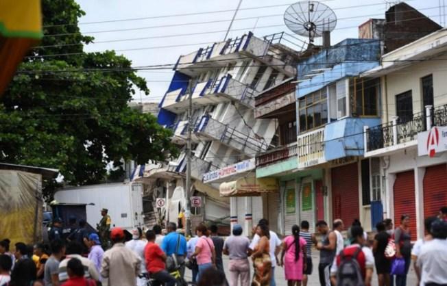Sigue distribución de alimentos en zonas afectadas por sismo: Peña