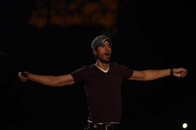 "Enrique Iglesias filma video ""Súbeme la radio"" en Cuba"