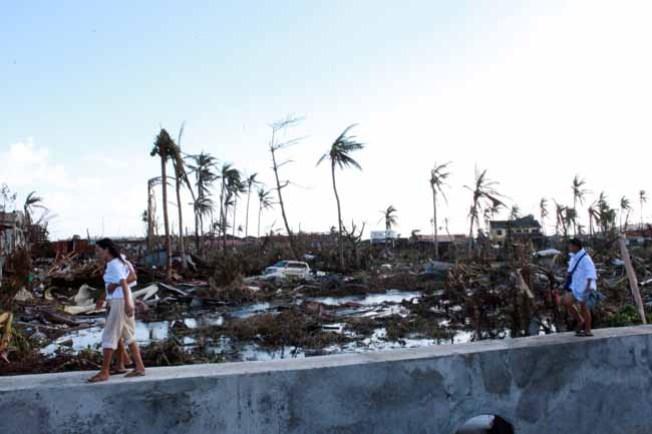 Poderoso tifón golpea el sur de China