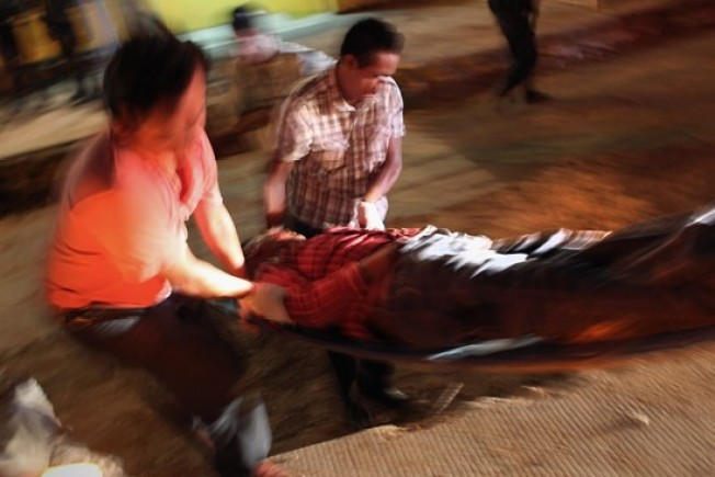 Aumentan homicidios en Baja California
