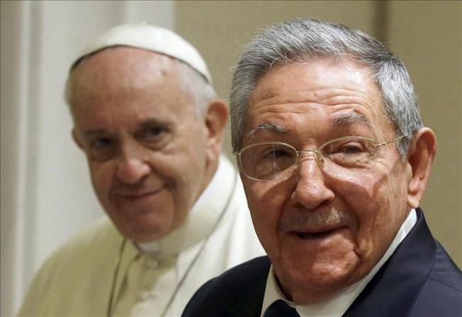 El Papa estará en Cuba del 19 al 22 de septiembre