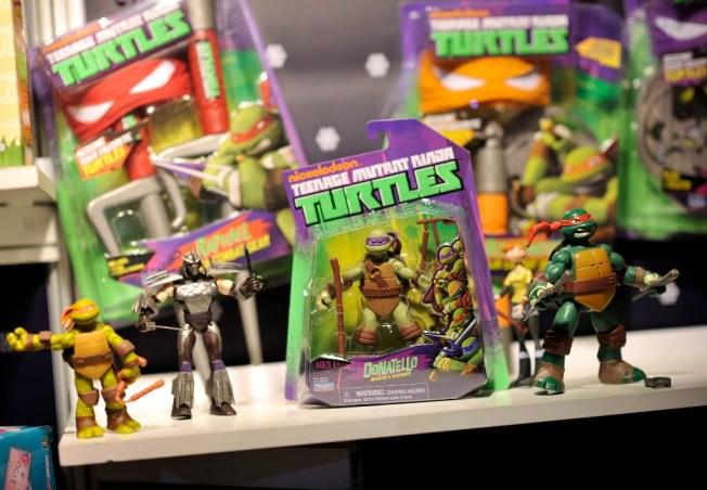Niños escogen los 10 juguetes del año
