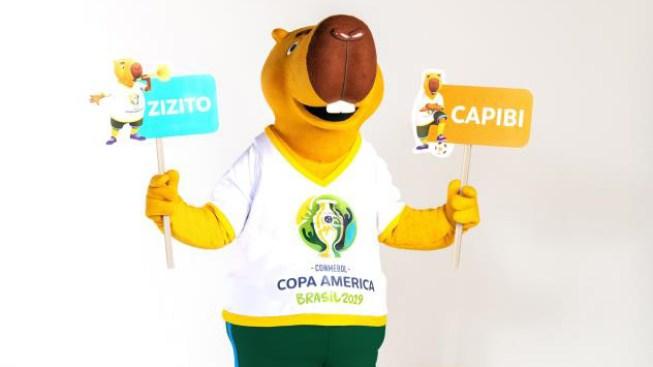 Lanzan encuesta para nombrar a la mascota de la Copa América