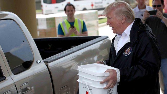 Tras Irma, Trump viajaría a Islas Vírgenes para evaluar daños