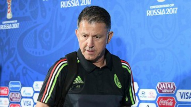 México-Portugal 2-2, segundo tiempo
