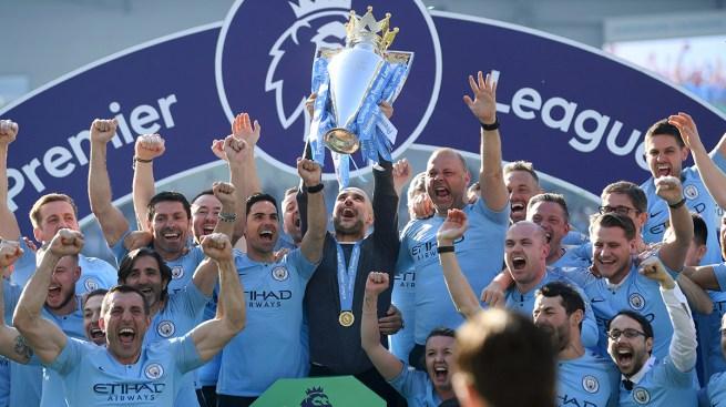 ¡Una vez más! Manchester City derrota al Brighton y se corona campeón del Premier League