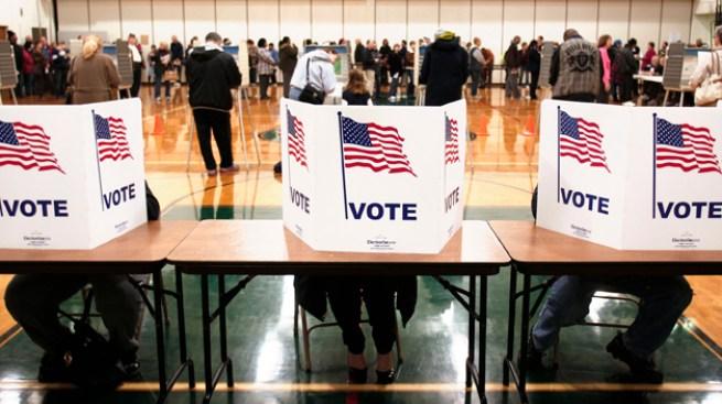 Se inicia jornada de votación anticipada