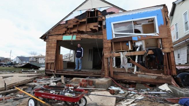 Asegúrese en caso de tormentas o huracanes