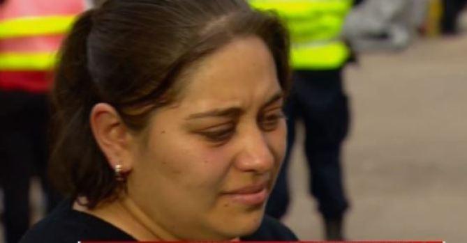 Madre pierde su hija en el terremoto y pide no demoler escuela