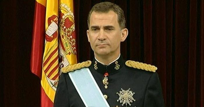 Así fue el 1r día de trabajo de Felipe VI