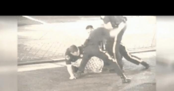 Indigna video de abuso policial